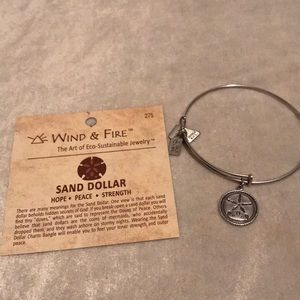 Jewelry - Wind and Fire Bangle